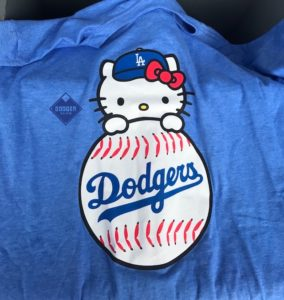 3ce540eee Dodgers Ticket Packages & Themed Events For 2018 Regular Season Include Hello  Kitty Night, Lakers Night And Star Wars Night