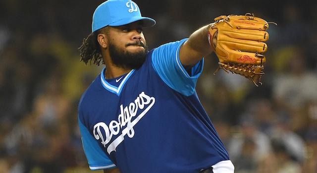 d0dd3a2d5d9913 Dodgers News: Kiké Hernandez, Kenley Jansen Share First Look At Players'  Weekend Jerseys, Cleats And More