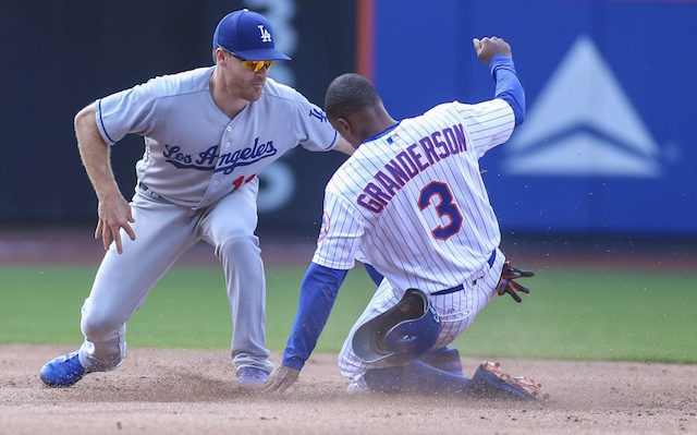 1ae3eb950 Dodgers News  Curtis Granderson Acquired In Trade With Mets .