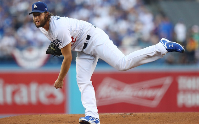 c977d8943 2017 World Series: Clayton Kershaw, Chris Taylor And Justin Turner A ...