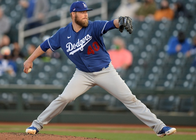 Jimmy Nelson Added To Los Angeles Dodgers 40-Man Roster